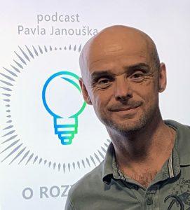 "Podcast ""O ROZVOJI"" - Daniel Štrobl"