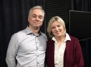 "Podcast ""O rozvoji"" - Iveta Clarke"