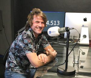 "Marek Holeček - podcast ""O ROZVOJI"""