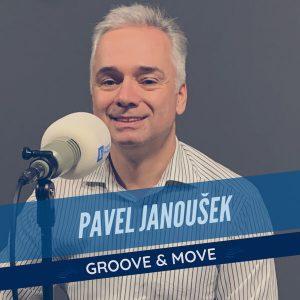 "Pavel Janoušek v podcastu ""Groove and Moove"""