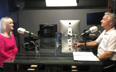 Podcast O ROZVOJI – #21 – Romana Křížová: Přátelství a podnikání jdou ruku v ruce