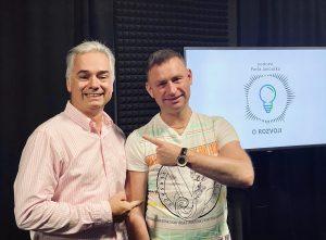 """Podcast """"O ROZVOJI"""" - Radim Pařík"""